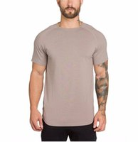 Fashion Men Extended t Shirt New Longline Hip Hop Tee Shirts...