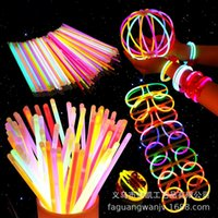 Yiwu factory direct chemical light sticks glow stick luminou...