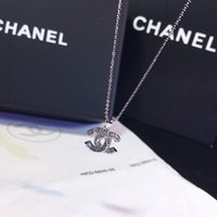 Designer Top Grade Pendant Necklace Cubic silver Little For ...