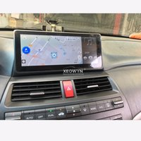 RAM2GB Android 6.0 Honda Accord Crosstour Için 10.25 inç Araba Radyo Çalar 2008 2009 2010 2011 2012 bluetooth Araba GPS Wifi