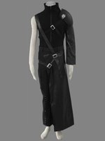 Final Fantasy VII Cloud Cosplay Costume Outfits for Halloween