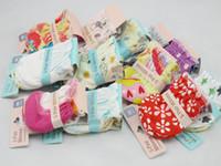 Baby Mittens 100% Bomull Nyfödda handskar Spädbarn Gauntlets Anti Catch Handskar Toppkvalitet Utskriftshandskar EEA1361-4
