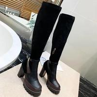 2021 дизайнерские женщины роскошные сапоги мода повседневные туфли кожа высочайшее качество весна осень черная буква