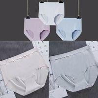 Marken-Frauen Baumwolschlüpfer Weibliche Spitze-Rand-Breathable Briefs Sexy Unterwäsche-Frauen Baumwolle Schrittgurt Wäsche Intimates
