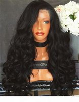 Hot product Water Wave Full Lace Wig 150 Density Brazilian H...