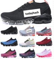 2019 Vaporfly 남성 운동화 도매 감각 배 블랙 트레이너 스포츠 남성 여성을위한 2018 신발 신발을 실행하는 새로운 패션 디자이너 여자