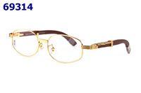 النظارات الساخنة النظارات البصرية النظارات الإطار العلامة التجارية 24 اللون نظارات عادي مع مربع النظارات الحمراء