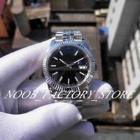 Новый Super BP Factory Photography Версия 126334 Новый юбилейный браслет 2813 Автоматическое движение Сапфировое стекло черный циферблат 41 мм мужские часы