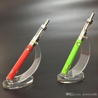 Acrilico E cig Display Case Sigaretta Electronic Social Supporto per supporto per supporto per sigaretta E-cig Ego Batteria vaporizzatore per batteria ECIGS