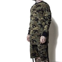 Hot Sale-HEYGUYS Original Design Spring Autumn Brand Men Hoodies Tracksuits Hooded Men Male Warm Thick Sweatshirt Camouflage Hoodies