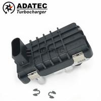 Turbo actionneur 757779 G26 G26 Turbocompresseur électronique Wastegate 763797 6NW009543 Turbine pour Volvo S60 2.4 D5 185 I HP I5D P2