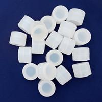 100X Cancella Piccolo 2ml antiaderente silicone Contenitori Vasi Ad Dabs BHO olio vaporizzatore Concentrato approvato dalla FDA del silicone Cera Contenitore