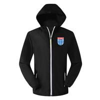 PEC Zwolle Men Футбольная куртка с капюшоном ветровка, PEC Zwolle Windbreaker футбольная куртка Hoodie Sportswear Coats мужские куртки