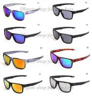 New Style Marca Esporte Crossrange Sunglass Popular Sunglass para homens Óculos de sol ao ar livre Desporto de óculos de sol 8colors Google Glasses.
