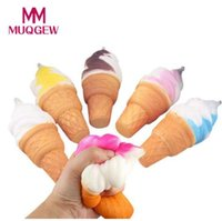 Дропшиппинг squishies игрушка squishy антистресс 10 см мороженое моделирование торт медленный рост мобильный телефон ремни хлеб игрушки Oyuncak #JD