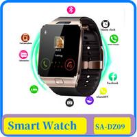 Smart Phone Assista Dz09 Relógio Inteligente apoio TF Sim Camera Homens Mulheres Esporte Bluetooth relógio de pulso Por Samsung Huawei Xiaomi Android