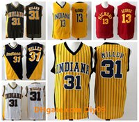 Vintage Reggie 31 Miller Indiana