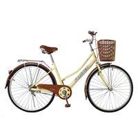 دراجات دراجة الكبار الإناث 24/26 بوصة خمر الرياح الريفية اليابان