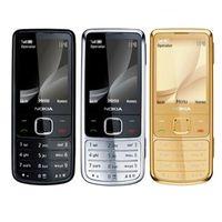 Оригинал отремонтированный разблокированный Nokia 6700 Classic сотовый телефон GPS 5MP 6700 английский / русский / арабский поддержка клавиатуры бесплатная доставка