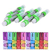 New Smart Carts Green SmartCarts Vape Cartridges 1. 0ml Glass...
