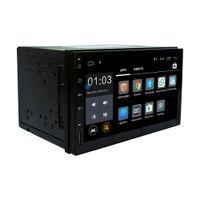 RM - CT0009L 7 inç Çift DIN DVD Oynatıcı Android 6.0 Sistemi araba dvd