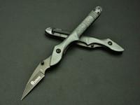 BO-KER 343 Sky Bird карманный складной нож EDC Многофункциональный инструмент Открытый Охота Тактические 56HRC 440 Алюминиевые ручки Подарочные ножи 0383