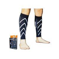 Unisexo Atletismo Mangas De Compressão Perna Perna Perna Canela Cotovelo Joelheiras Protecção Desportos Segurança