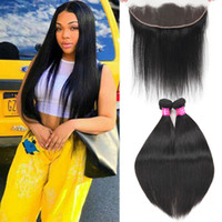 9A Straight Brazilian Virgin Hair With 13x4 Ear To Ear Lace ...