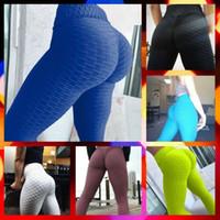 Pantaloni Pantaloni10 Colore S-XL Leggins da donna Hight Vita Sportswear Pantaloni yoga Pantaloni da ginnastica da ginnastica in esecuzione Gym