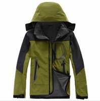 Mens north Denali Fleece Apex Bionic Jackets Outdoor Windpro...