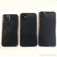 Schwarz Dummy für Apple iPhone 11 / Pro / Pro Max X XR XS Max Dummy anzeigen Gefälschte Telefon-Modell (ohne Funktion)