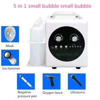 5- in- 1 Korean small bubble ultra- micro bubble beauty instrum...