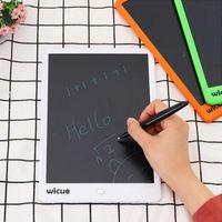 Xiaomi Youpin Wicue 10-дюймовый портативный ЖК-дисплей для написания планшета электронный блокнот рисунок планшета с ручкой и батареей розовый / зеленый 3000288 3000289 1p