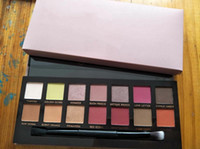 Hot Makeup modern eye shadow Palette 14colors limited eye sh...