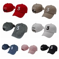 Classic Embroidery Rapper Baseball Hat Adjustable Summer Fas...