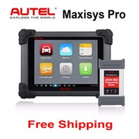 Autel MaxiSys MS908S Pro Diagnostic Scan Tool System with J2534 Pass-Thru Programmer Device MS908 Pro same with MaxiCOM MK908P Online Update