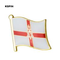 Северная Ирландия Значки Флаг Значок Флаг Лапал Пин На Рюкзаке Штыри Для Одежды XY0275