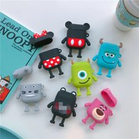 Cartoon Airpods Protective Cover For Apple iPhone Air pods 2...