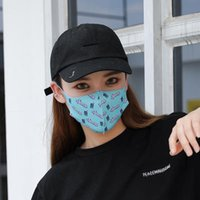 In Stock !!Anti Dust Face Mouth Cover PM2. 5 Mask Trendy Fash...