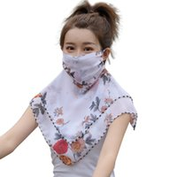 Outdoor Sports Cycling Hiking Scarf UV Protection Sunscreen ...