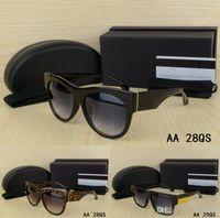 35151a731c3 New Arrival. Men Woman Sunglasses with origianal box lady eyeglasses  Classic square Metal Style kim glasses Travel girl UV400 ...