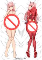 Дорогая во ФРАНХСЕ аниме персонажи сексуальная девушка ноль два наволочка 02 дакимакура наволочка для тела