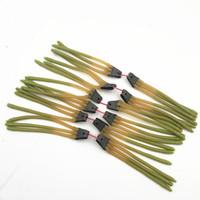 Long tour 6 carte élastique bande de caoutchouc slingshot spécial canne à pêche bande de caoutchouc groupe usine directe