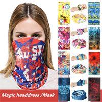 Neue Motorradhelm Gesichtsmaske Halbmaske CS Ski Kopfbedeckungen Hals Pirat Stirnband Hut, Mütze Halloween Pary Maske kerchief Partei-Schablonen 7069 Radfahren