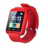 Smart Uhren U8 Touch Screen für Android Watch Sitetary Erinnerung Fitness Tracker Gesundheit Sport Schlafmonitor Armband DZ09 M26 DZ09 M26 TAIL SMARTBAND IP67