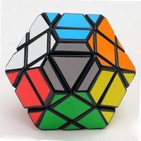 Diansheng UFO 매직 큐브 컬렉션 퍼즐 Cubo Magico 교육 장난감 특별 장난감 두뇌 티저 트위스트 퍼즐 Cubo Magico