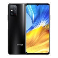 "Original Huawei Honra X10 Max 5G Telefone Celular 8GB 128GB ROM MTK 800 Octa Core Android 7.09 ""Tela Cheia 48.0MP AI NFC Rosto ID Fingerprint 5000mAh Smart Cell Phone"
