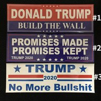Donald Trump adesivos de carro 2020 Presidente nos manter tornar a América Grande decalques Decor Car Styling de Moda Adesivos DDA34