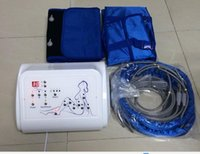La terapia pressione dell'aria drenaggio linfatico gamba massager del corpo macchina di terapia pressione dell'aria sottile per la stazione termale uso del salone clinica