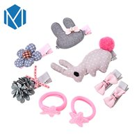 Baby Girls Multi- style Bow Animal Floral Hairpins Barrettes ...